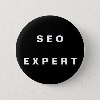 Expert en matière de SEO Pin's