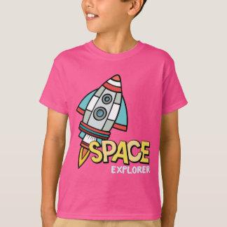 Explorateur d'espace t-shirt