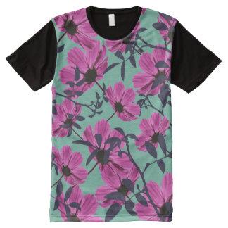 Explorateurs floraux t-shirt tout imprimé