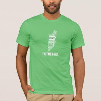 Exploration culturelle Belize dans des couleurs T-shirt