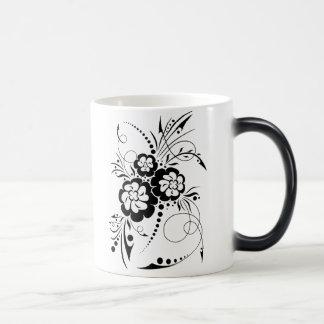 Explosion florale... mug magic