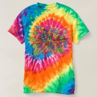 Explosion psychédélique t-shirts
