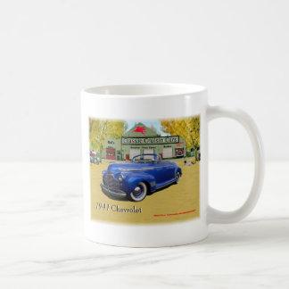 Exposition 1941 classique de Chevy de voitures de Mug