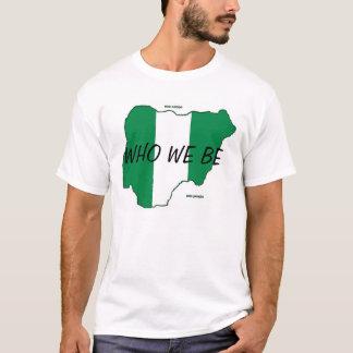 Exposition culturelle de Naija T-shirt