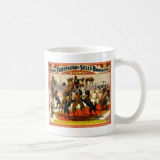 Exposition de cirque de great dane mug