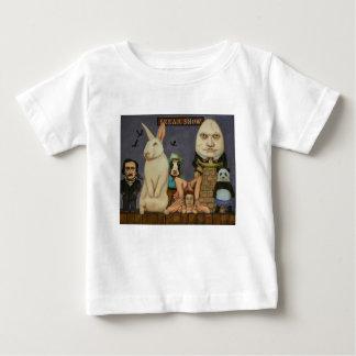 Exposition de monstres t-shirt pour bébé