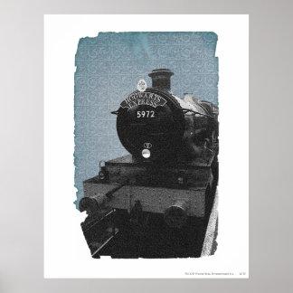 Express de Hogwarts Poster
