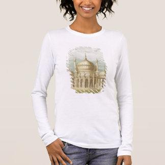 Extérieur de la salle des vues du Pav royal T-shirt À Manches Longues