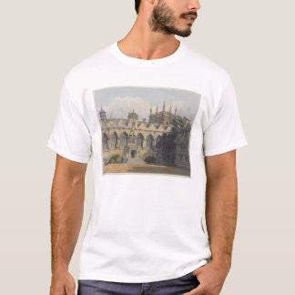 Extérieur de l'université d'Oriel, illustration de T-shirt