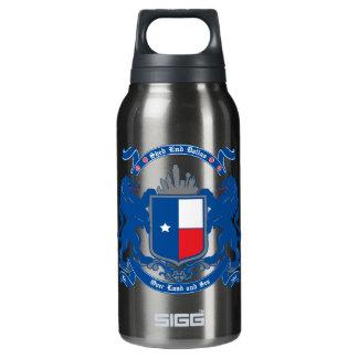 Extrémité bouteille d'eau chaude/froide de Dallas