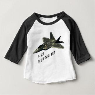 F-22 avion de chasse, Raptor T-shirt Pour Bébé