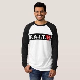 F.A.I.T.H. Vêtements de sport T-shirt