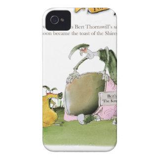 fabricant de saucisse de Yorkshire d'amour Coque Case-Mate iPhone 4