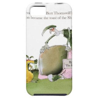 fabricant de saucisse de Yorkshire d'amour iPhone 5 Case
