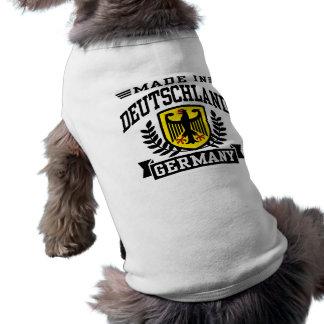 Fabriqué au Deutschland T-shirt Pour Chien