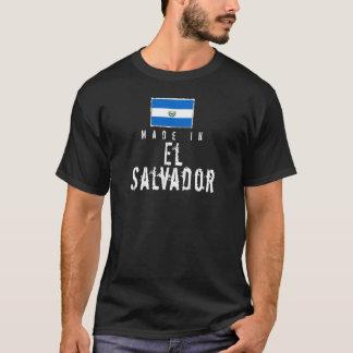 Fabriqué au Salvador - obscurité T-shirt