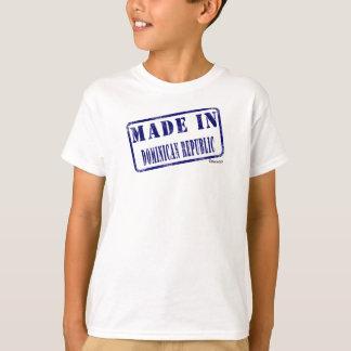 Fabriqué en République Dominicaine T-shirt