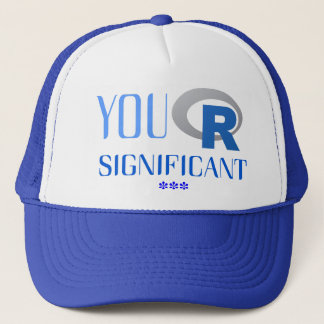 Fabuleuse casquette de You «R» Significant