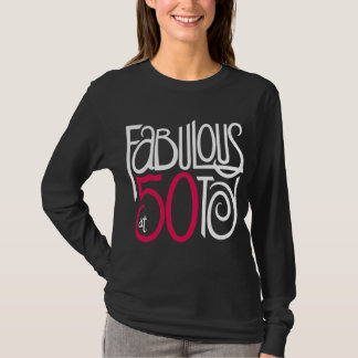 Fabuleux au T-shirt 50 noir