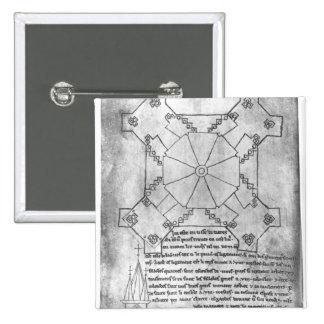 Fac-similez la copie d'un plan de la tour badges