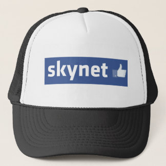 Facebook - Skynet Casquette