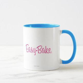 Facile-faites le logo cuire au four de four mug