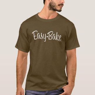 Facile-faites le logo cuire au four de four t-shirt