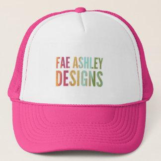 Fae Ashley conçoit le casquette
