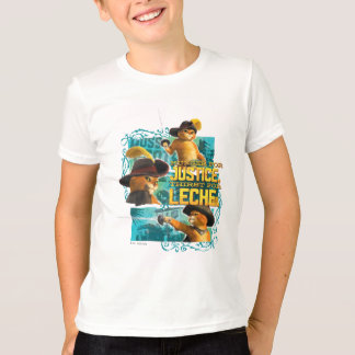 Faim pour la justice t-shirt