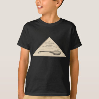 Fairbanks et T-shirt court foncé de la douille de