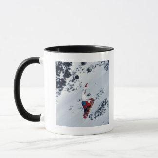 Faire du surf des neiges 2 mug