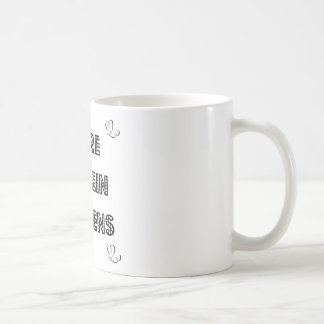 Faire le PLEIN DES SENS - Jeux de Mots Mug