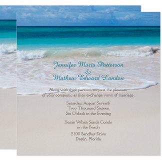 invitations faire part th me de plage personnalis s. Black Bedroom Furniture Sets. Home Design Ideas