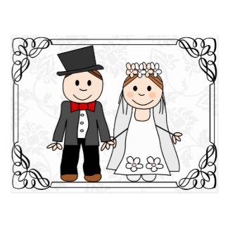 humour mariage cartes postales. Black Bedroom Furniture Sets. Home Design Ideas