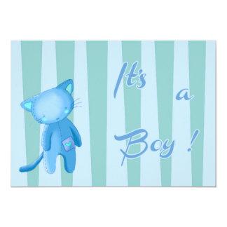 Faire-part de naissance It's a Boy