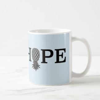 Fairhope - tasse de café à l'envers d'ananas
