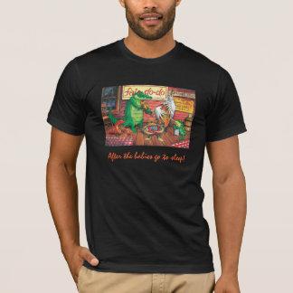 Fais font le T-shirt de musique de Cajun