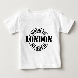 Fait à Londres T-shirt Pour Bébé