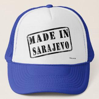 Fait à Sarajevo Casquette