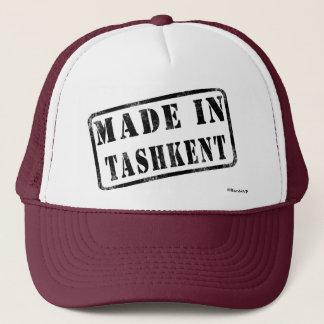 Fait à Tashkent Casquette