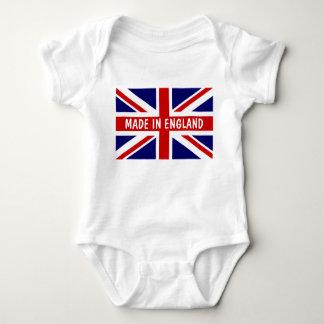 Fait dans des vêtements de bébé de l'Angleterre T-shirt