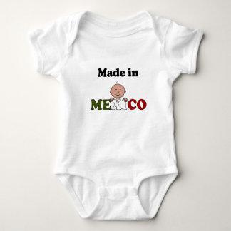 Fait dans le T-shirt du Mexique