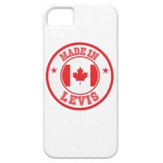 Fait dans Lévis Coque Case-Mate iPhone 5