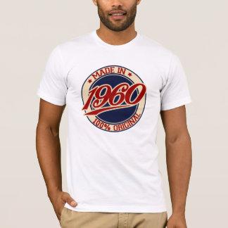 Fait en 1960 t-shirt
