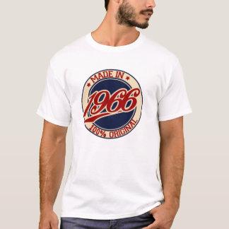 Fait en 1966 t-shirt