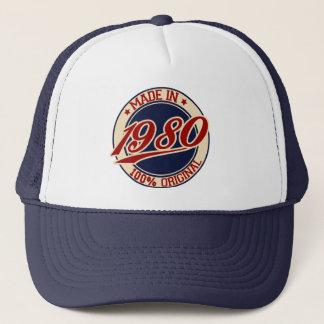 Fait en 1980 casquette