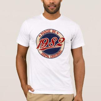 Fait en 1982 t-shirt