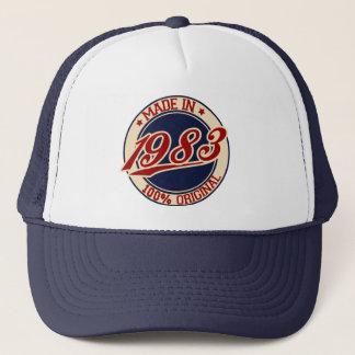 Fait en 1983 casquette