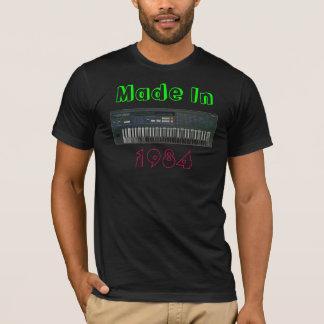 Fait en 1984 t-shirt