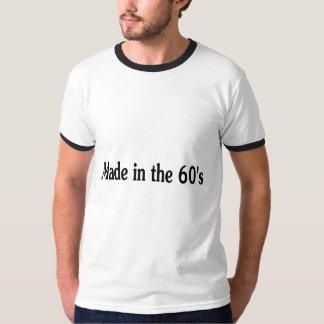 Fait pendant les années 60 t-shirt